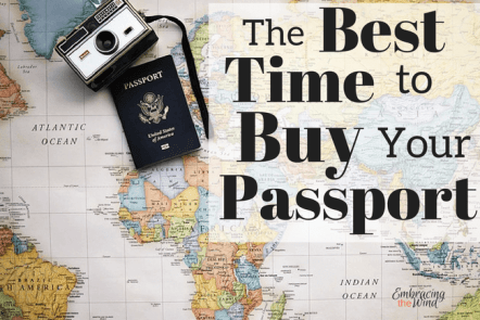 Best Time Buy Passport