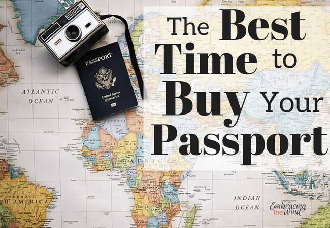 Best Time Buy Passport