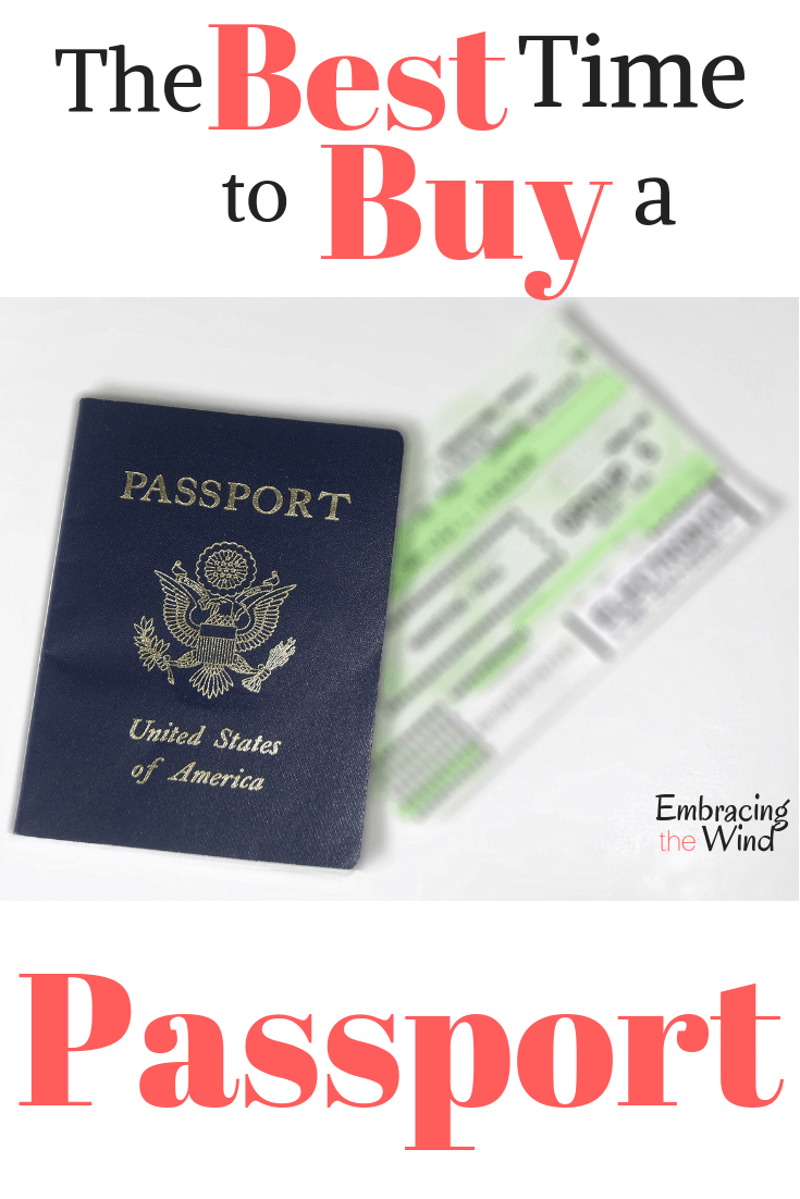 Buy a passport