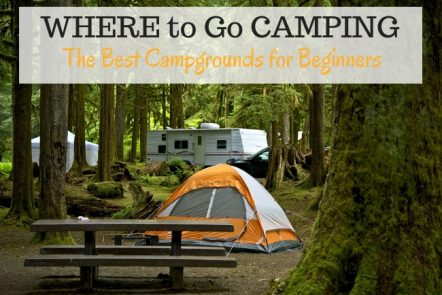 Where to go camping: the best campgrounds for beginners. Ready to camp but need to know where togo? Find the best campgrounds for beginners.