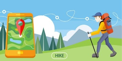 Best hiking trail apps to find hiking trails