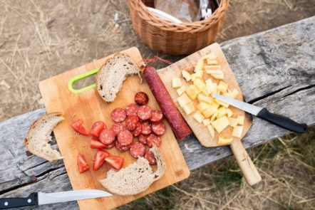Non Refrigerated Camping Foods