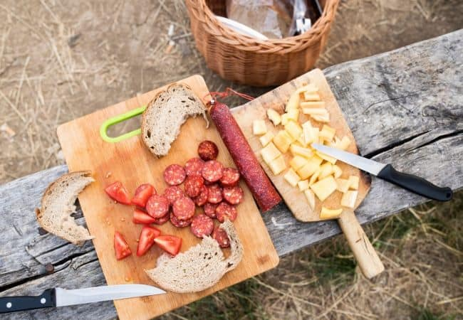 54 Camping Food Ideas That Require No Refrigeration Embracing