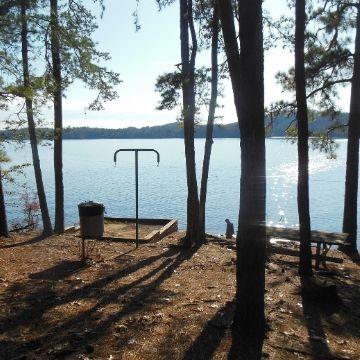 COE campground