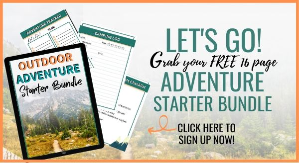 Adventure starter bundle sign up